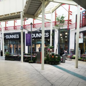 Shopping Centre Drogheda Longfords Architectural