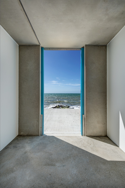 Milford-on-Sea Beach Huts - Snug Architects