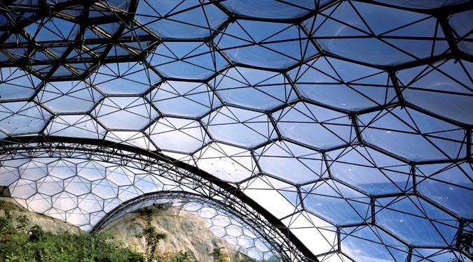 Eden Project, Cornwall - Nicholas Grimshaw & Partners