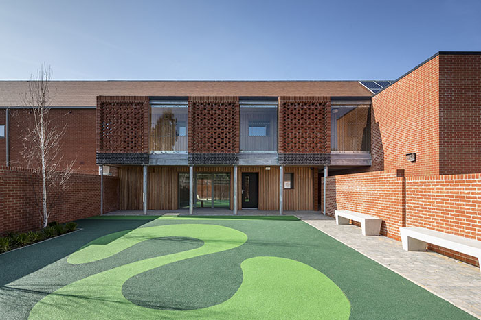 Hargood Close, Colchester - Proctor and Matthews Architects