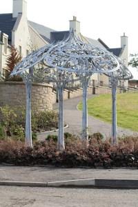 Briary Meadow Arbour, Scotland - P. Johnson & Company
