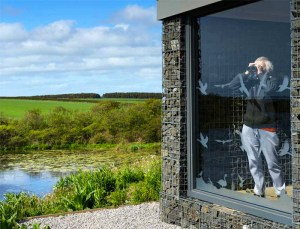 Discovery Centre at Hauxley Nature Reserv