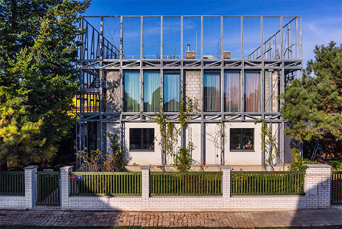 house in prague sepka architekti