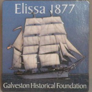 ELISSA® Square Cutout Magnet