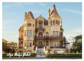 Bishop's Palace Full Color Magnet
