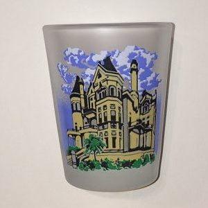 Bishop's Palace Shot Glass