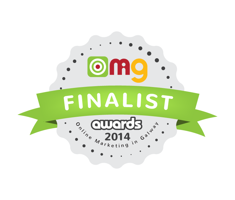 OMiG Awards Finalist Badge