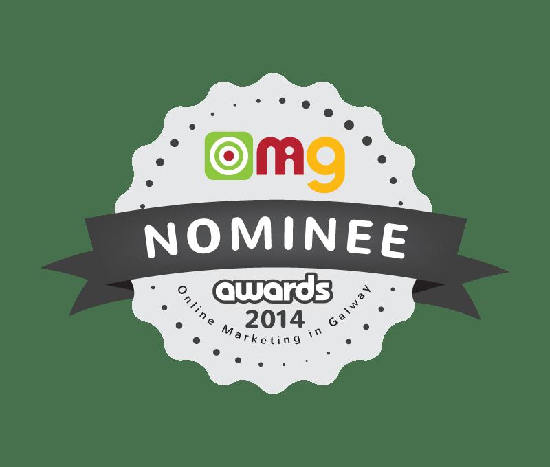 OMiG Awards Nominee Badge