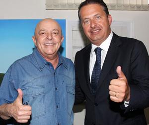 Campos e Lula