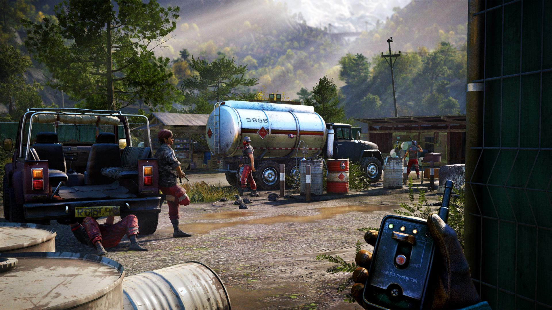 Test De Far Cry 4 PC PS4 PS3 Xbox One Xbox 360