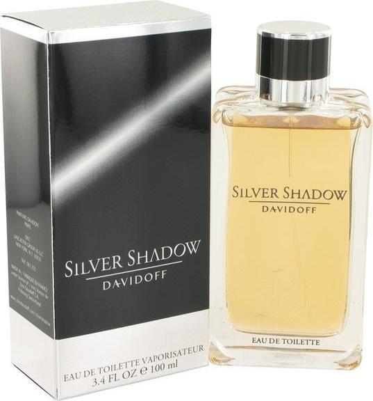 عطور رجالية فخمة عطر سيلفر شادو من دافيدوف Silver Shadow