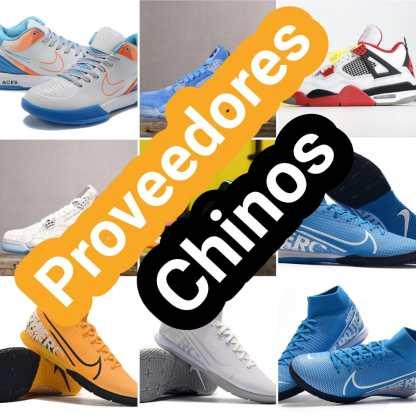 Contactos de Proveedores Chinos