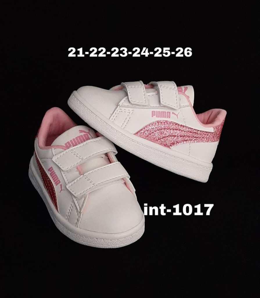 Zapatillas con pega pega