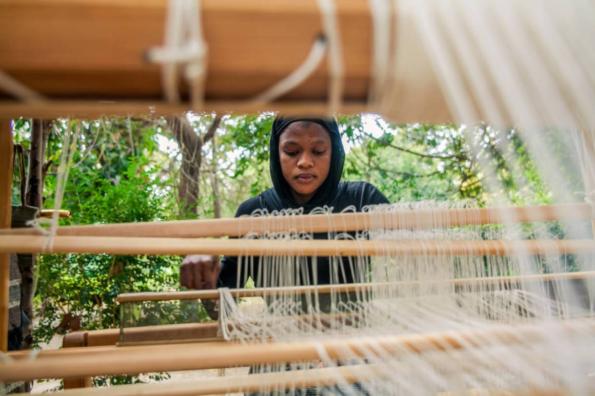 Weaving products to our nettbutikk