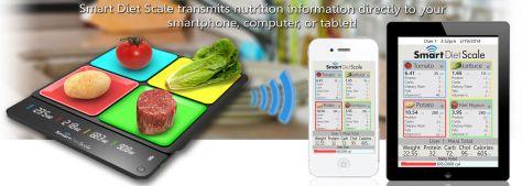 Smart Diet Scale