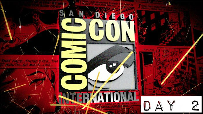 SDCC Day 2