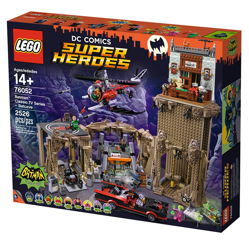Announces Series Batman Classic Dc Tv Comics Lego Nvnw0m8
