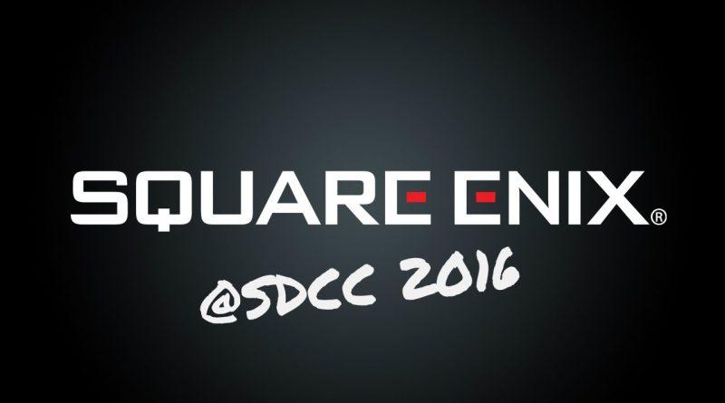 Square Enix Comic Con