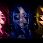 Check out these offical character posters for the upcoming Power Rangers film