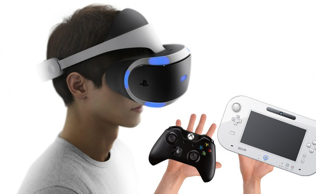 You Can Use Your Playstation Vr Headset On Xbox One Amp Wii