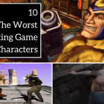 10 Of The Worst Fighting Game Characters