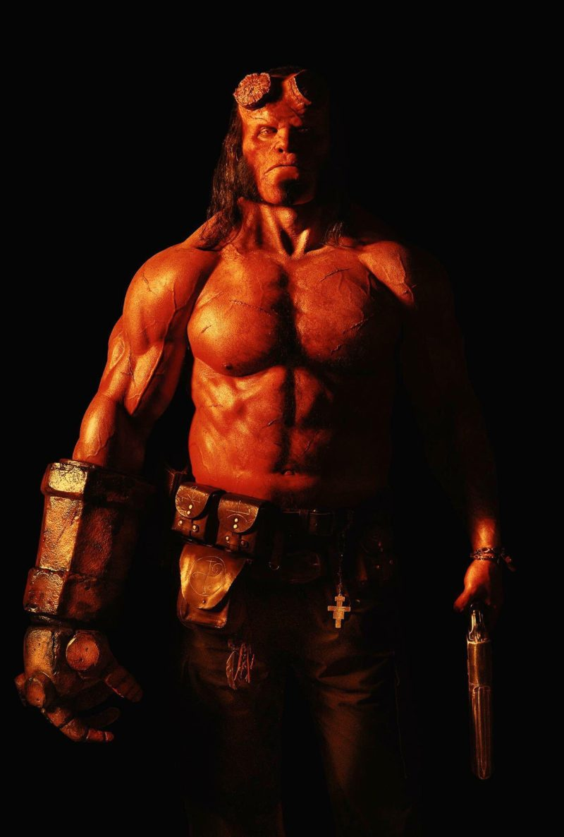 Hellboy David Harbour - 1