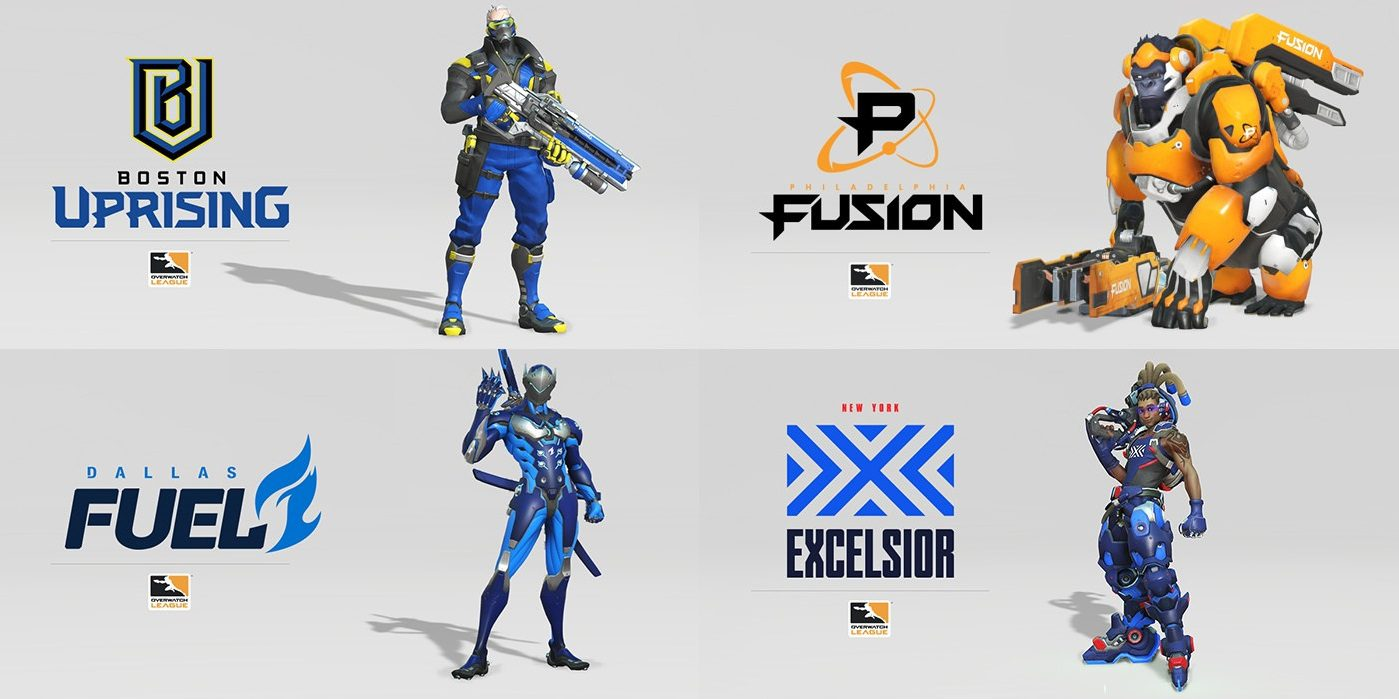 Overwatch Gets New Currency For Overwatch League Costumes