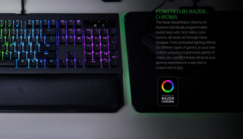 Razer Turret wireless keyboard and mouse for Xbox One launches