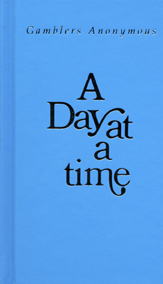 A Day At A Time Meditation Book Gamblers Anonymous