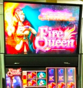 fire-queen-williams-bluebird-2-slot-machine-sc