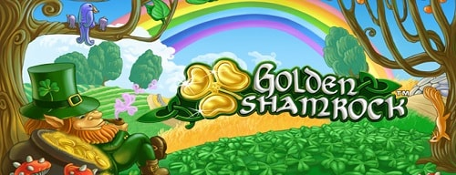 The best Irish slots for Saint Patrick's Day. Golden Shamrock by NetEnt