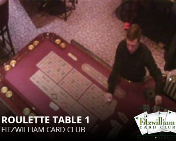 Actual Gaming Live roulette and other table games.