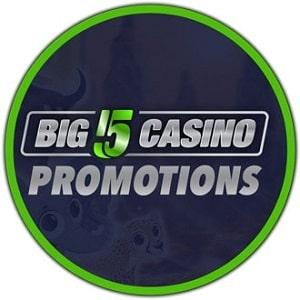 Big 5 Casino bonuses