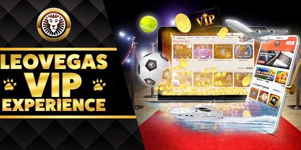 LeoVegas Casino Online Review