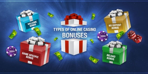 Online Casino Bonus. What to consider when claiming one