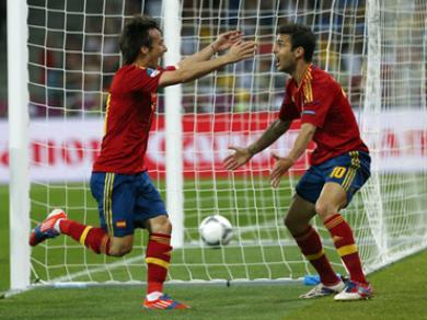 Spain 4-0 Correct Score Betting Odds at Euro 2012 Final Paid $11K | Gambling911.com