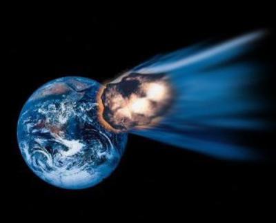 Apophis fliegt direkt auf die Erde zu