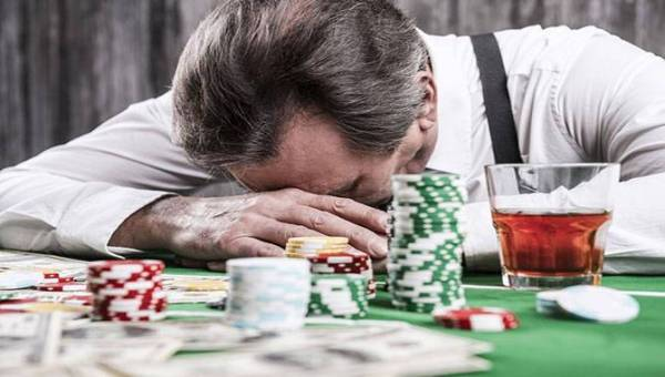 Problem gambling causes a £30bn hit to the nation's happiness