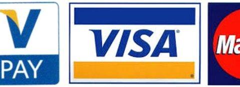 Jetzt akzeptieren wir auch Kreditkarten