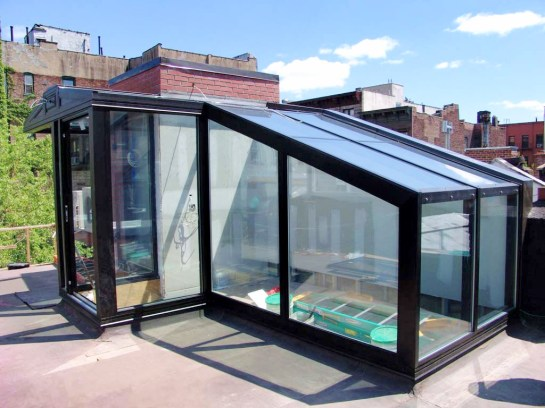 Skylight/Solarium - Project 10