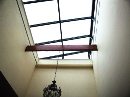 Skylight/Solarium - Project 6