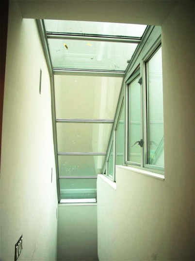 Skylight/Solarium - Project 8