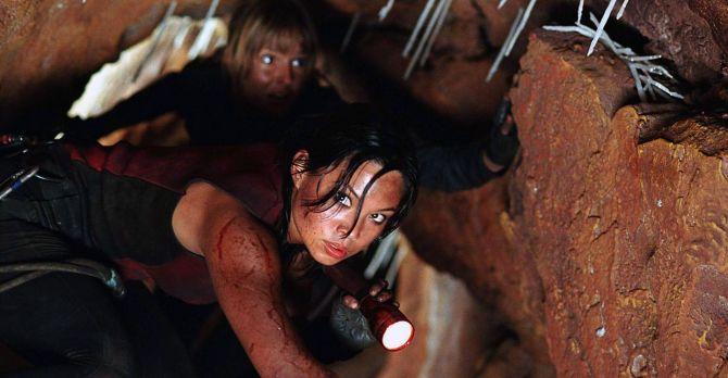 Top 10 Horror Filme zu Halloween - The Descent – Abgrund des Grauens