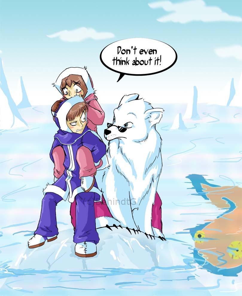 Ice Climber Fan Art