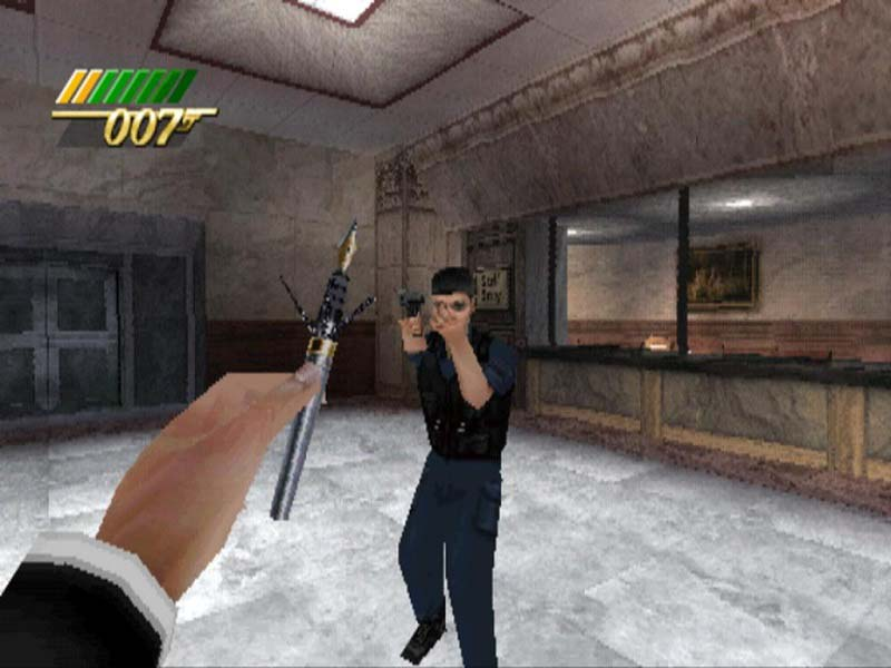 Image result for the world is not enough game