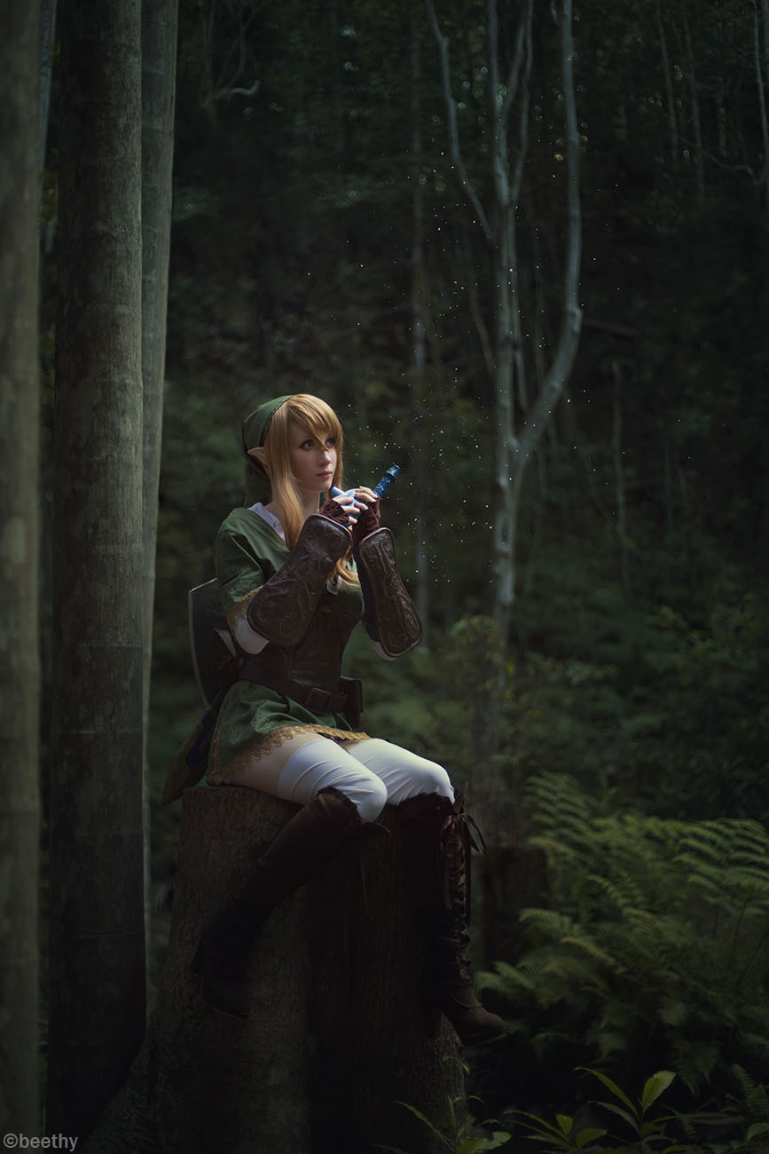 Zelda And Epona Cosplay