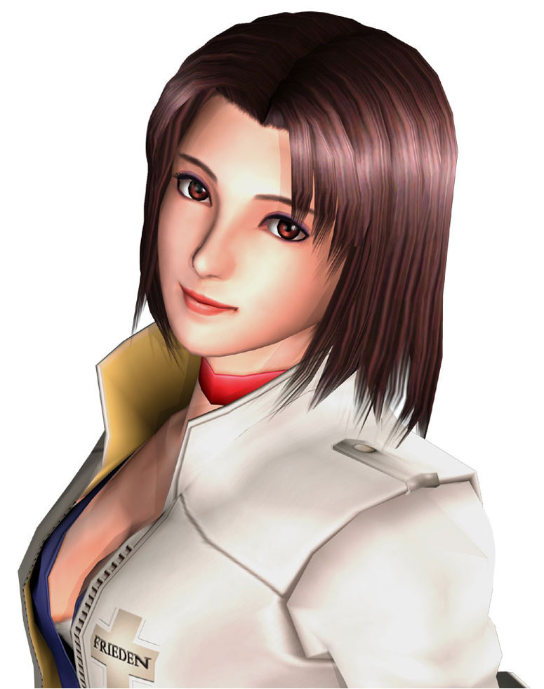 Alice Tsukagami Aka Alice The Rabbit From Bloody Roar