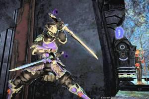 final fantasy ninja