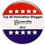 top 40 innovation blogger 2012