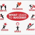 VIDEO: 8 Secrets to success
